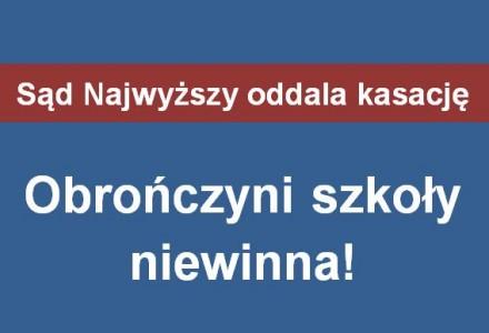 Demokracja w gminie Pacyna przed sądem