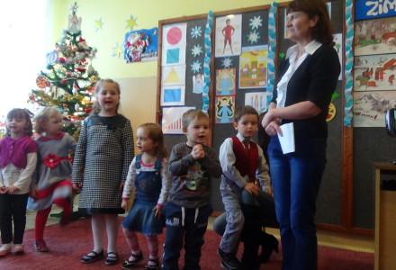 Przedstawienie Świąteczne dla maluchów