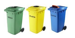 """Nowe ( szokujące) stawki za odbiór śmieci ! Wójt Gminy Pacyna jest """" za """" ."""