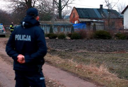 Podwójne morderstwo na Mazowszu. 50-latek zabił swoich rodziców?
