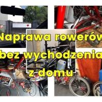 Mobilny serwis rowerowy, Pogotowie rowerowe Warszawa Konstancin Józefosław Grójec Góra Kalwaria