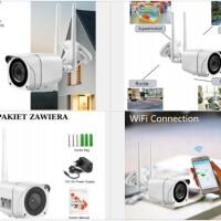 Kamera GSM LTE IP 3G 4G Zewnętrzna 5Mpx SIMcard